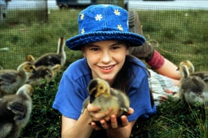 'Mother goose' … Anna Paquin as Amy.