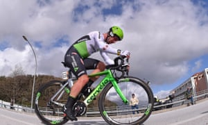 Mark Cavendish suffered injuries after crashing during the opening stage of the Tirreno‑Adriatico in March.