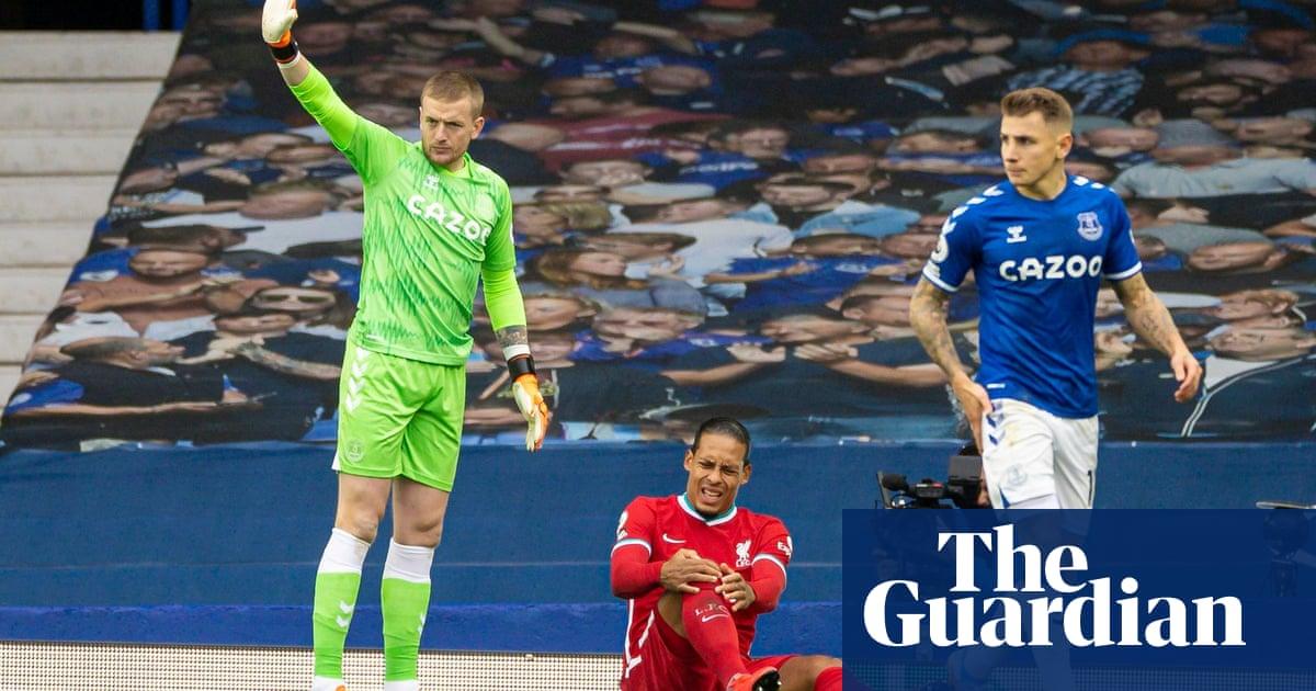 Pickford meant no harm and really sad at Van Dijk injury, insists Ancelotti