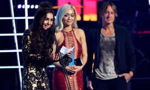 Amy Shark, Rita Ora and Keith Urban