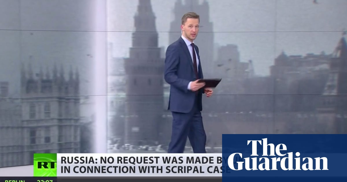 RT loses challenge against claims of bias in novichok reporting