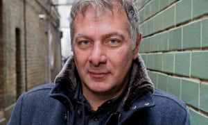 Jed Mercurio, creator of Line of Duty, Cardiac Arrest and Bodies.