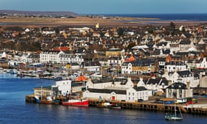 A view of Stornoway