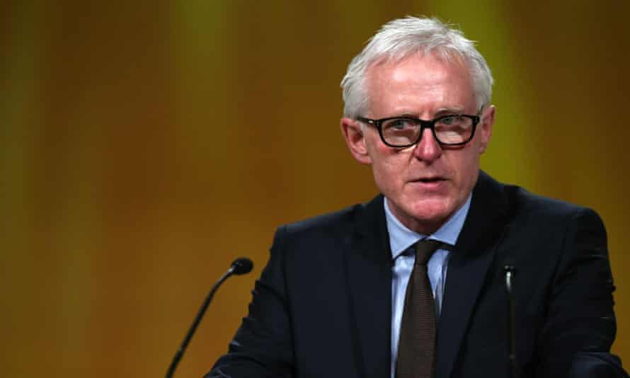 Lib Dem leadership contender Norman Lamb. 'I am at heart a conviction politician,' he says.