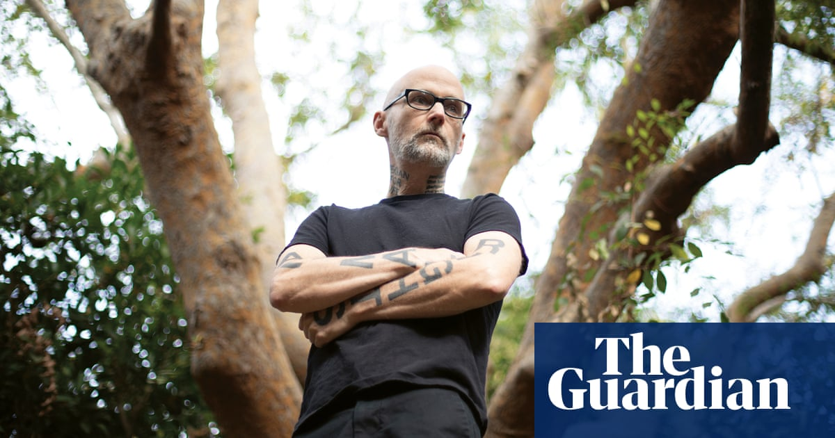 Moby on fame and regret: 'I was an out-of-control, utterly entitled drink and drug addict'