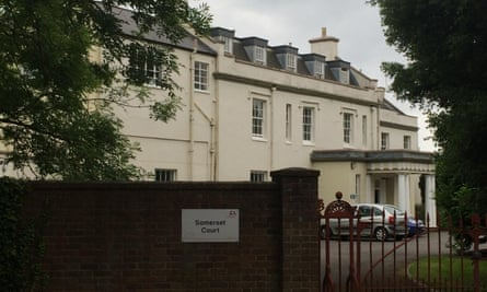 Somerset Court was the first specialist centre in the UK for people with autism.