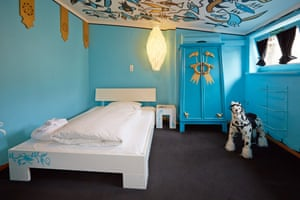A room at Hotel Lux, Munich