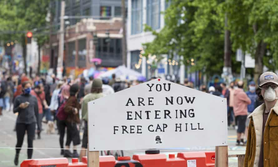 Seattle's mayor announced plans to wind down the Capitol Hill Autonomous Zone, or Chaz, an occupied protest zone.