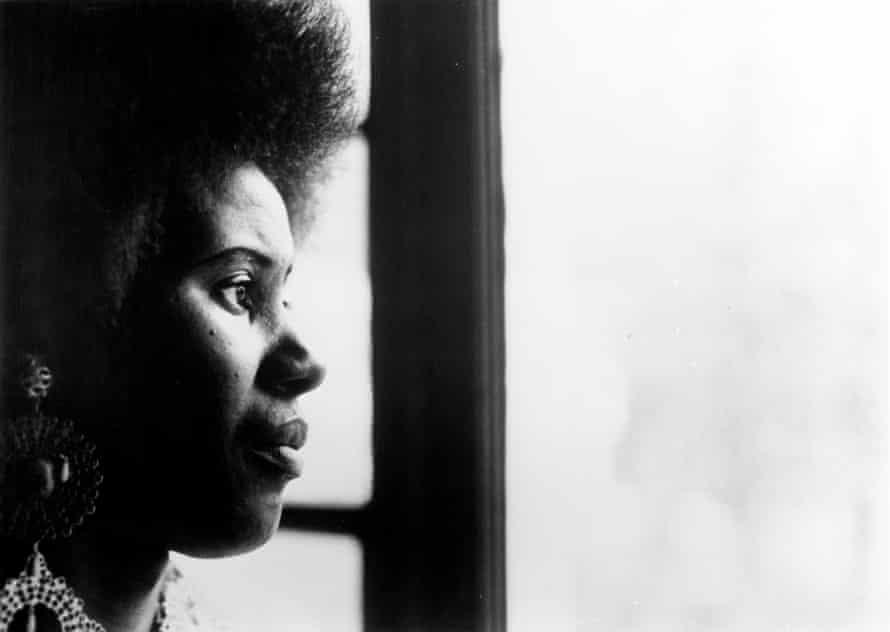 Alice Coltrane circa 1970.