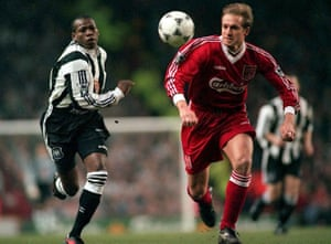 The happiest moment of John Scales's career was the 4-3 win over Newcastle in April 1996.
