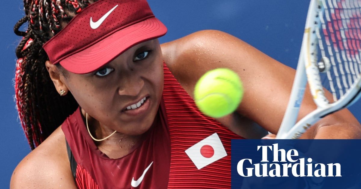 Osaka eases into third round of Olympic women's singles but Swiatek goes out