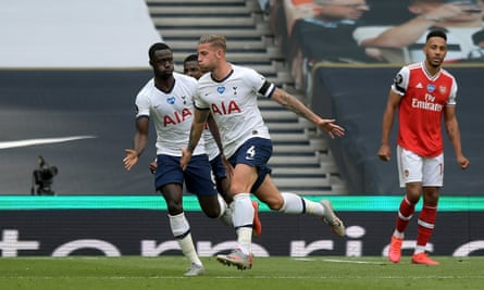 Tottenham have enjoyed a good run of form since Toby Alderweireld's winner in the derby against Arsenal.