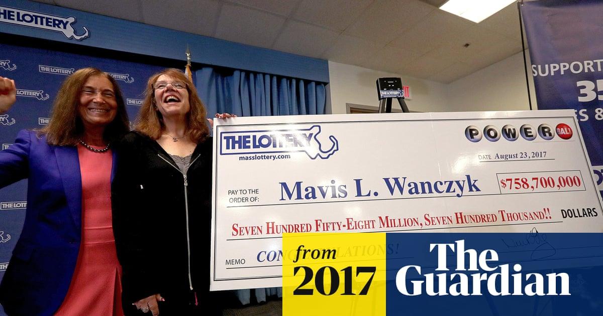 Powerball: Massachusetts woman wins record-breaking $758 7m