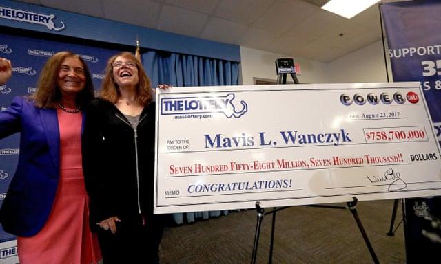 Powerball: Massachusetts woman wins record-breaking $758 7m lottery prize