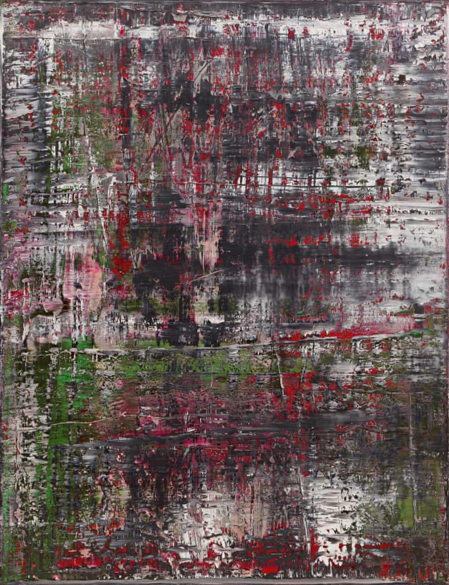 Birkenau (937-4), 2014, oil on canvas