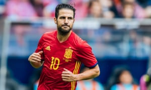 Cesc Fàbregas will be a key player for Spain, wherever he is utilised by Vicente Del Bosque.