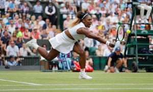 Serena Williams reached the Wimbledon final earlier this summer but lost to Simona Halep.