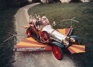 Though a pre-sale estimate projected the infamous flying car from Chitty Chitty Bang Bang to sell for $1-2m, DJ Chris Evans bought it for $805,000 at a 2011 auction in Beverly Hills.
