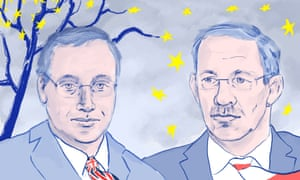 Stuart Croft and Marcin Pałys fear the impact Brexit might have on universities.