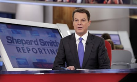 Fox News's chief news anchor, Shepard Smith, called the story 'inaccurate in a number of ways'.