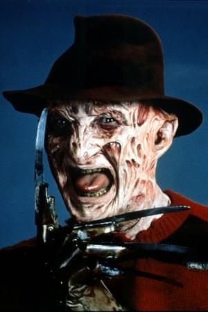 Nightmare on Elm Street features during Indie 80s.