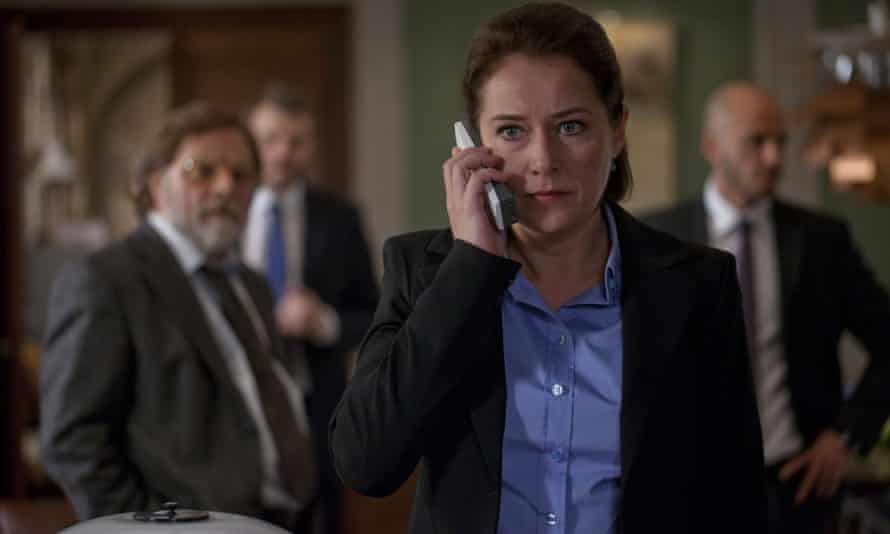 Sidse Babett Knudsen as the Danish PM in Adam Price's Borgen, which had a loyal British following.