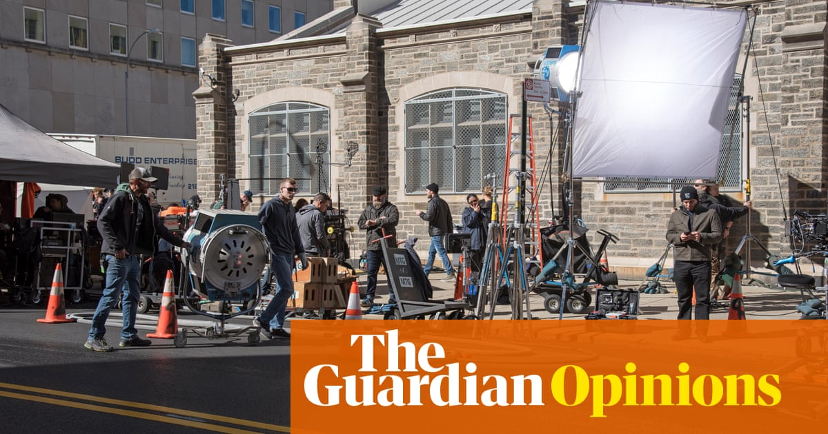 Reports of the death of the film industry have been greatly exaggerated