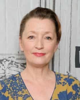 Lesley Manville.