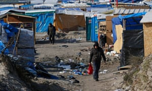 Judges in January ruled three unaccompanied boys living in the Calais camp were to be allowed to join their families in the UK.