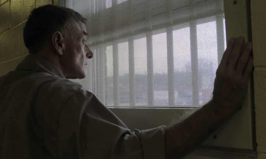 Secret life … Michael Peterson in The Staircase.