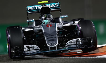 Nico Rosberg burned off his rivals to win the 2016 Formula One championship, but shareholders in the sport's parent company were arguably the biggest winners.
