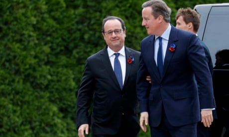 Brexit cannot be cancelled or delayed, says François Hollande