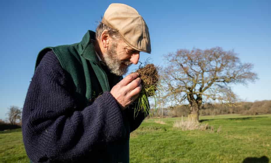 John Cherry of Weston Park Farms