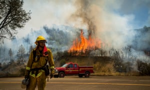 the Rocky fire