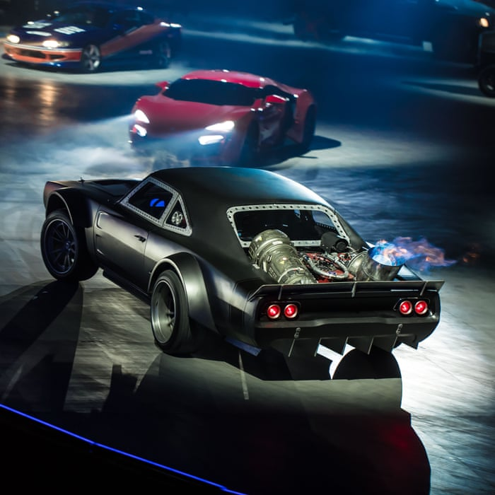 Fast & Furious Live: it\'s got ice, tanks, a plane, a submarine – and ...