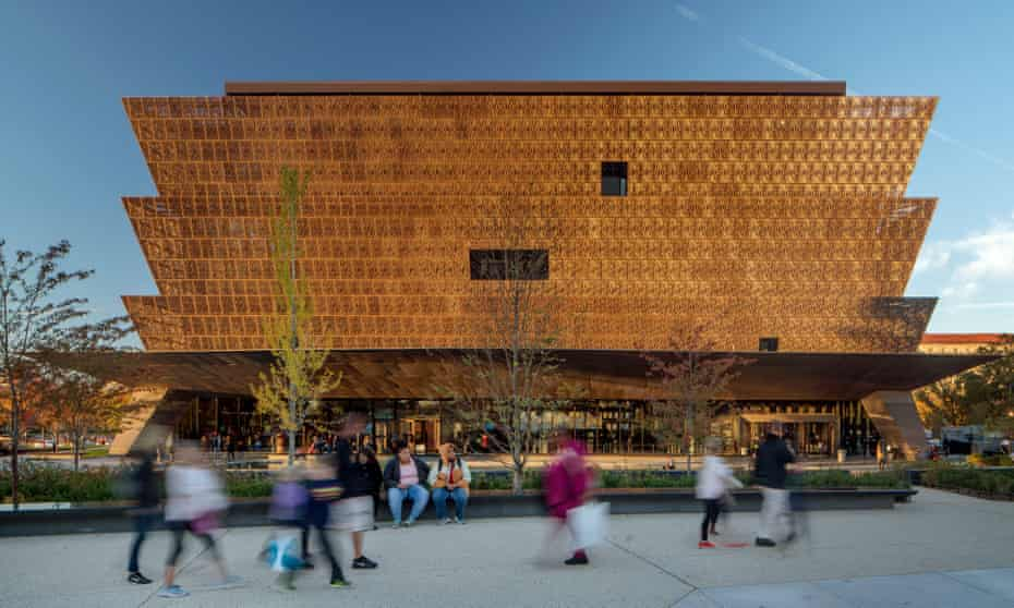 the Smithsonian National Museum of African American Arts and Culture.