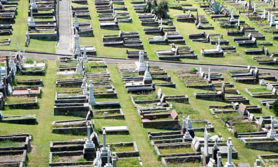 Sydney Waverley Cemetery Graves