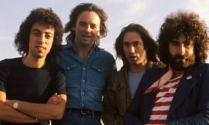 Inventive … 10cc's Graham Gouldman, Eric Stewart, Lol Creme and Kevin Godley in 1976.