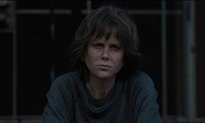Nicole Kidman in Destroyer (2018) film still.