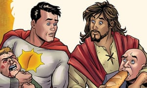 DC cancels comic where Jesus learns from superhero after