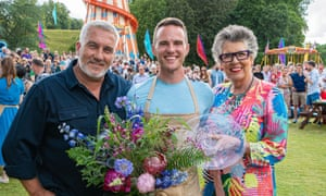 The Great British Bake Off … 'Everyone's so lovely.'