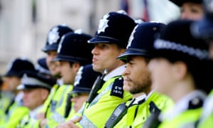 In London's Met police, 13.4% of officers identify as BAME, compared to 40% of the capital's residents identifying as BAME.