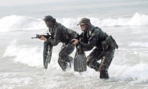 Female US Navy Seals can be trained if military changes policy, says