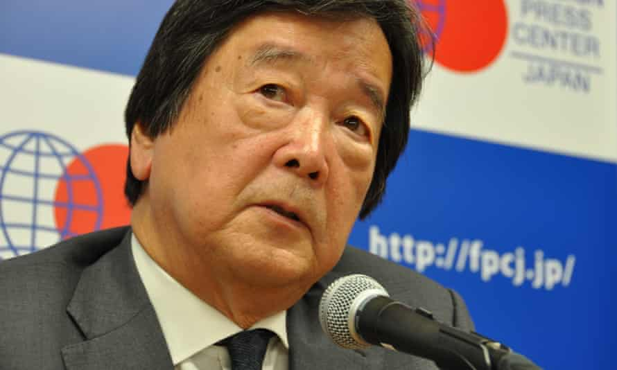 Hitoshi Tanaka, who led Japan's secret talks with North Korea in the early 2000s.