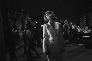 Jessie Buckley who was nominated for best actress for her role as a Glaswegian country singer in Wild Rose