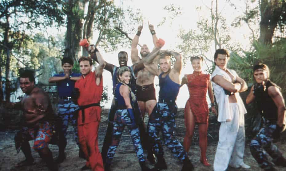 Street Fighter: The Movie cast