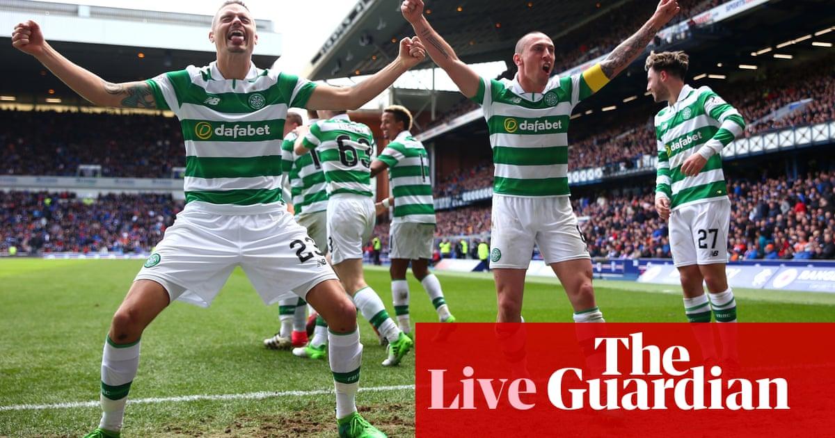 d6163432b Rangers 1-5 Celtic  Scottish Premiership – as it happened