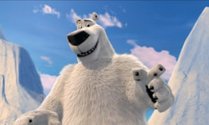 Norm of the North: 'a losing battle against a ropey script.'