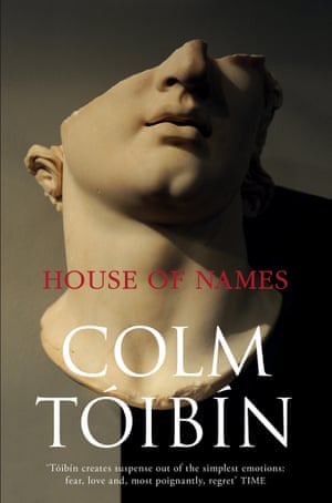 Cover image for House Of Names by Colm Tóibín