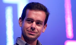 Twitter CEO Jack Dorsey. A spokesperson for Twitter said these kind of threats happen 'all the time'.